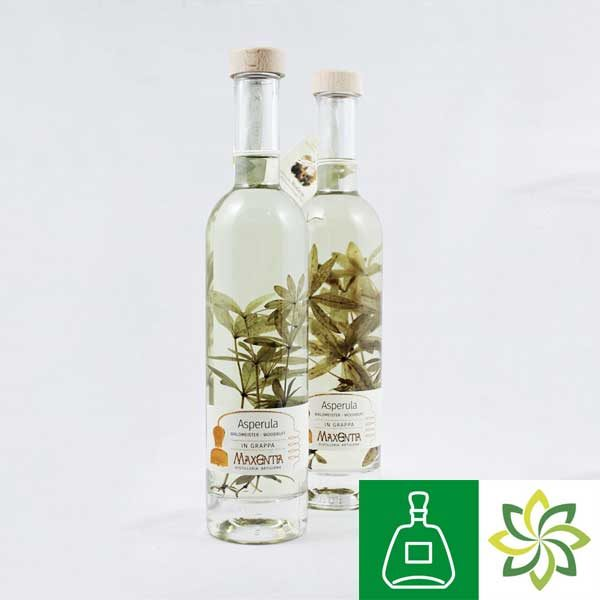 Grappa all'Asperula bio expo