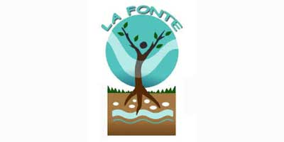 la fonte logo