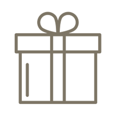 icona pacchi regalo bio expo