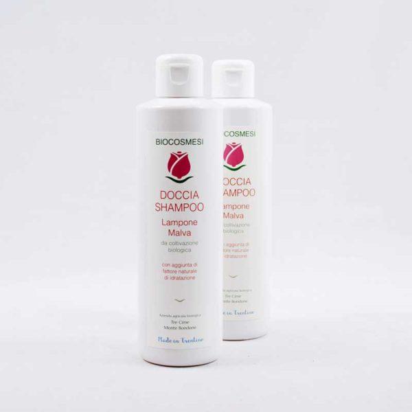 doccia shampoo lampone malva
