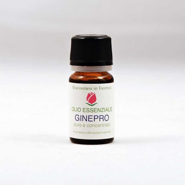 olio essenziale di ginepro