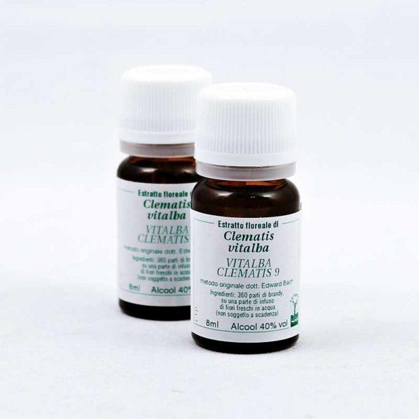 estratto floreale di vitalba clematis 9
