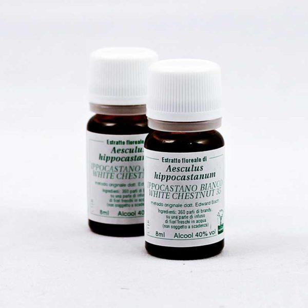 estratto floreale di ippocastano bianco white chestnut 35