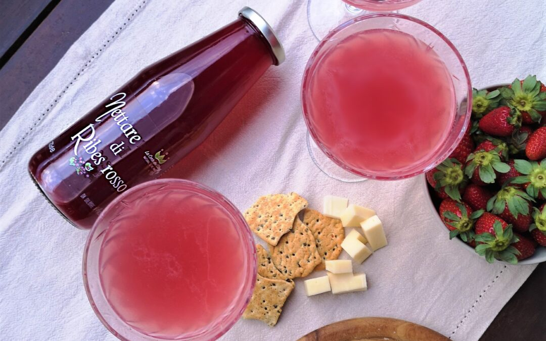 Cosmopolitan al Ribes Rosso