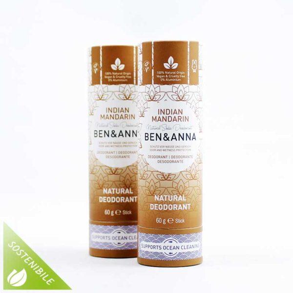 deodorante naturale indian mandarin