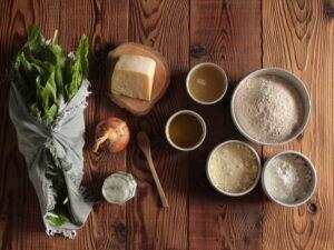 ingredienti mini torte salate