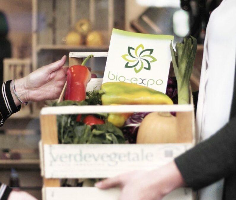 Cassetta di verdura del contadino