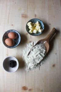 ingredienti tagliatelle